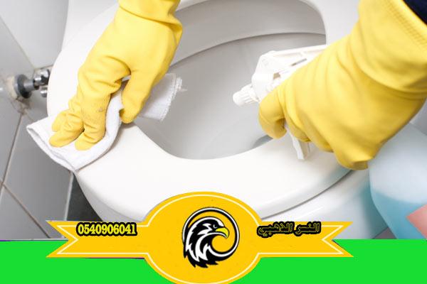 تنظيف حمامات شركة تنظيف منازل بالمدينة المنورة